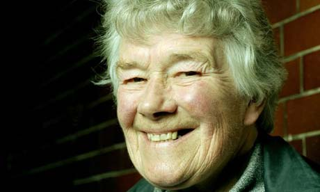 A Month by the Sea with Dervla Murphy