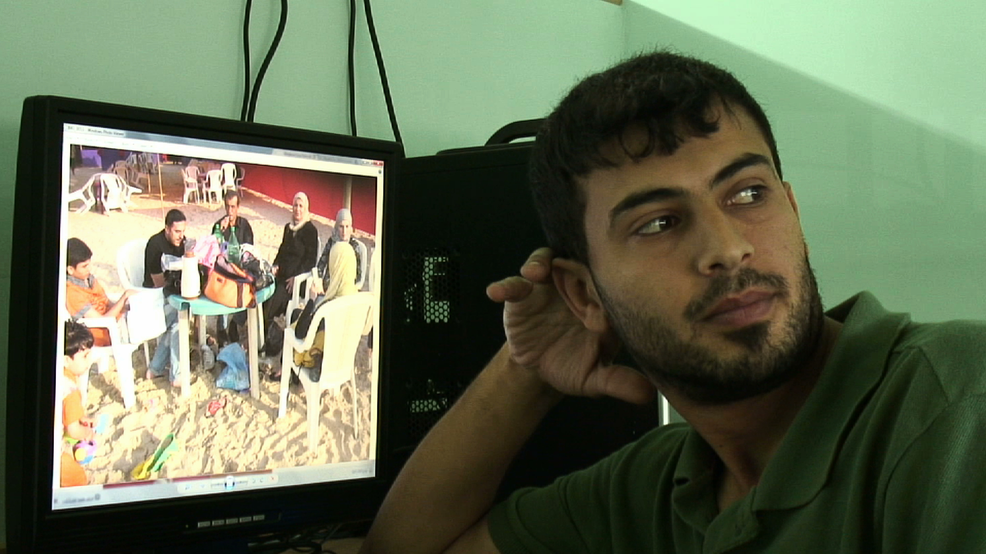 Gaza Calling + Land of the Brave + Gaza1920s + Skype Q&A