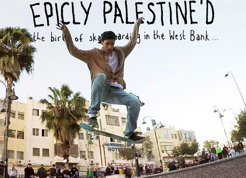 Epicly Palestine'd