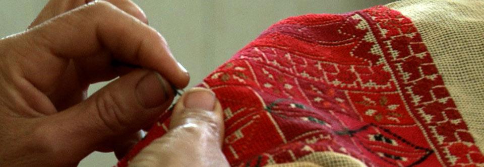 Stitching Palestine