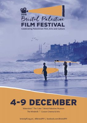 Bristol Palestine Film Festival 2018 Poster