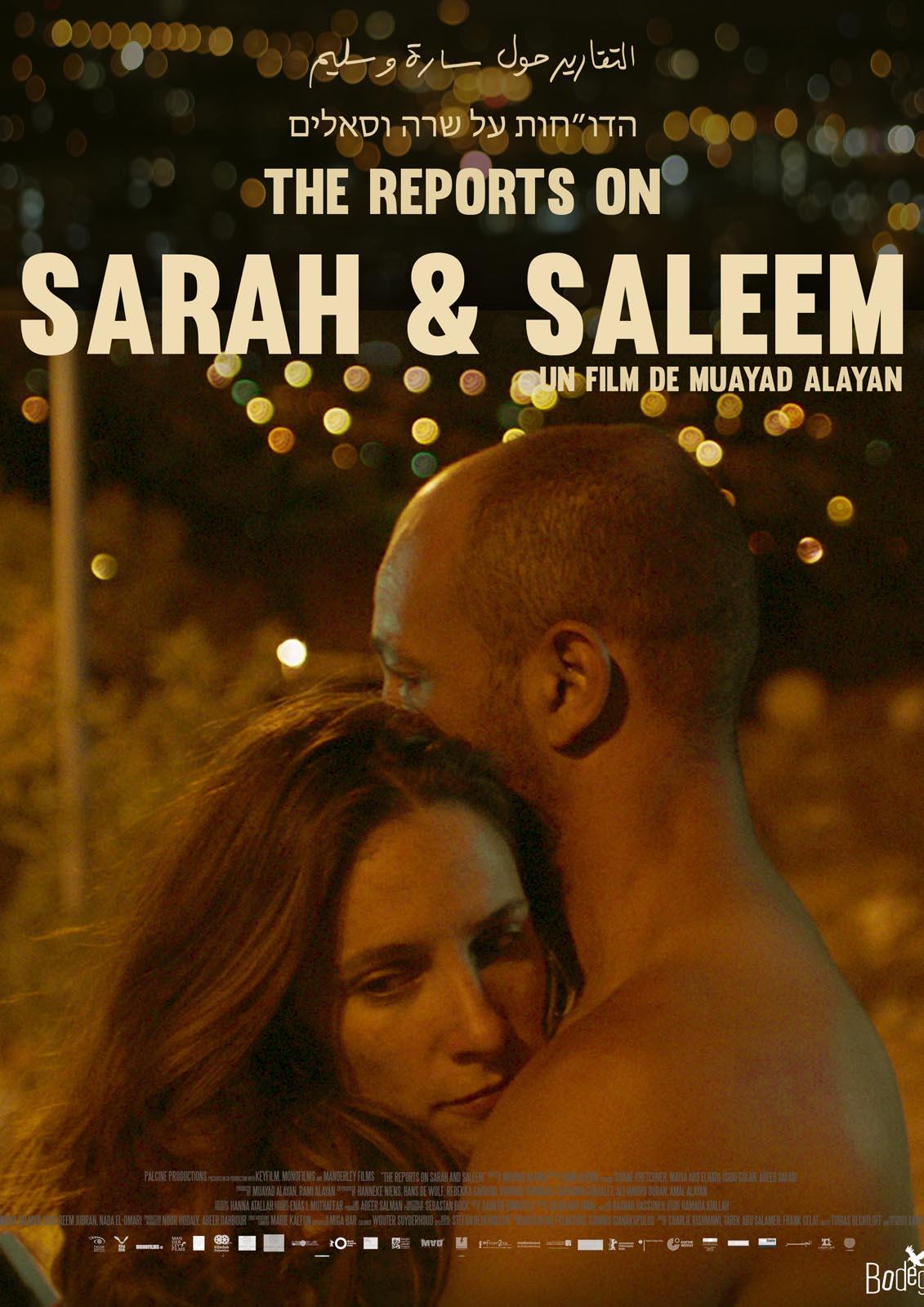 Αποτέλεσμα εικόνας για The Reports on Sarah and Saleem