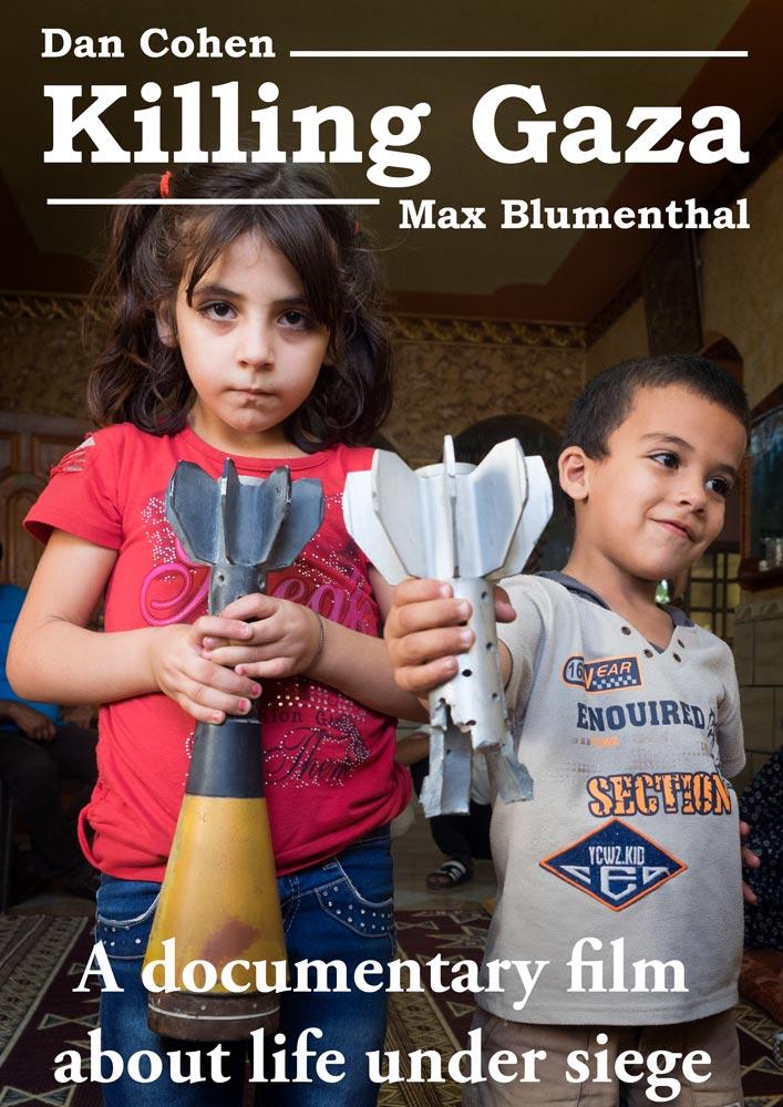 Killing Gaza Poster