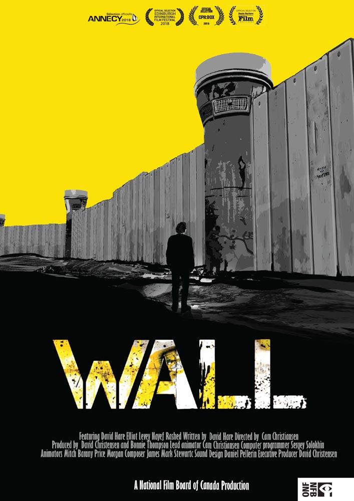 David Hare Wall Poster