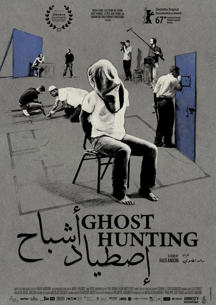 Ghost hunting Poster