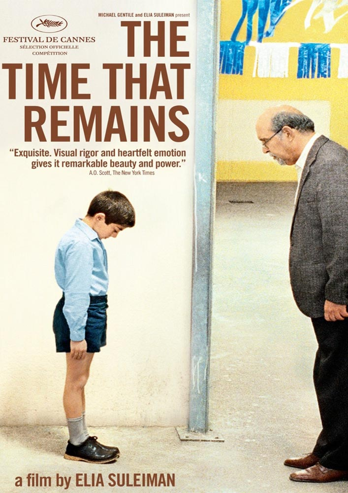 The Time That Remains Poster